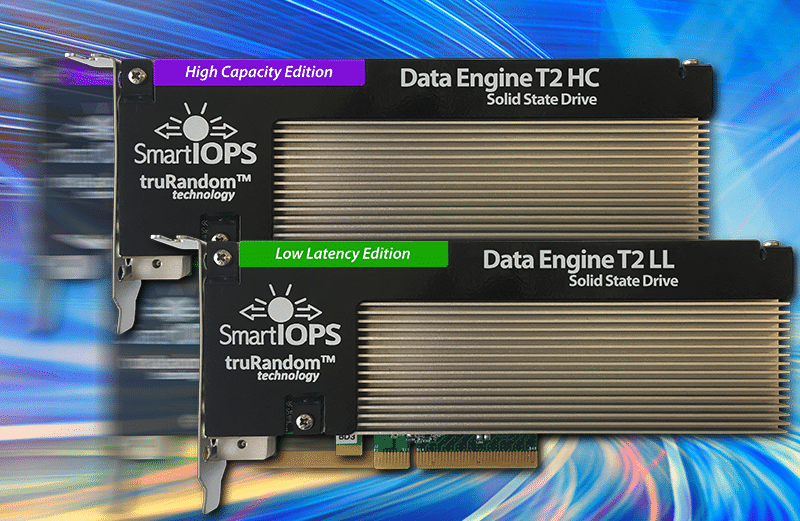 SmartIOPS Announces Two New Products to Compliment its Impressive High-Performance NVMe Solid-State Drive Portfolio