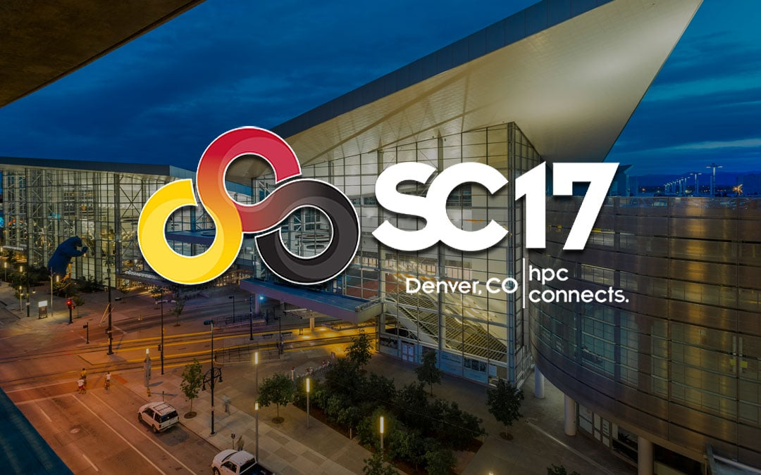 SC17 The International Conference for High Performance Computing, Networking, Storage and Analysis